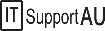 IT Support AU Managed Services Provider footer logo